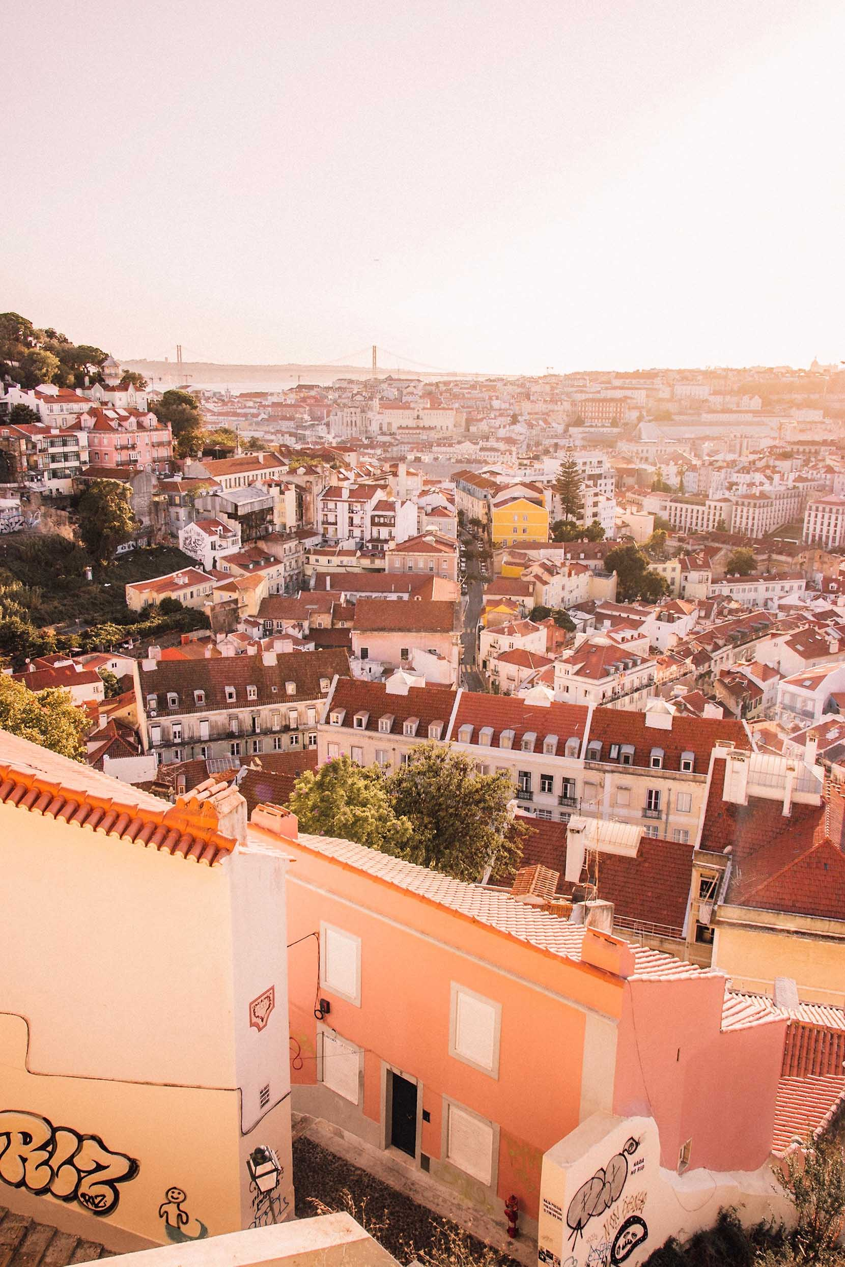How i fell in love with Lisbon!