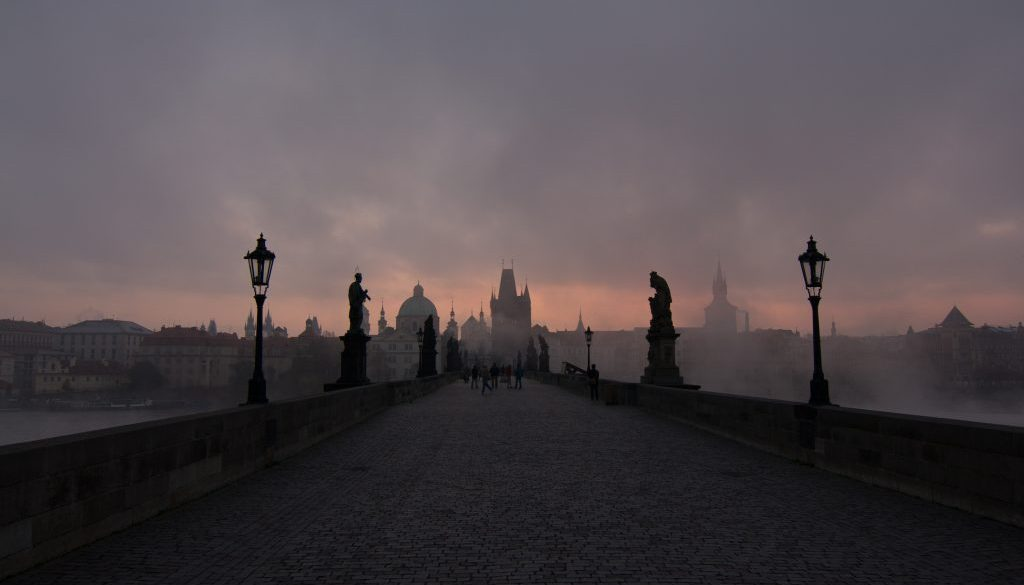 Prague: legends and tales of the night!