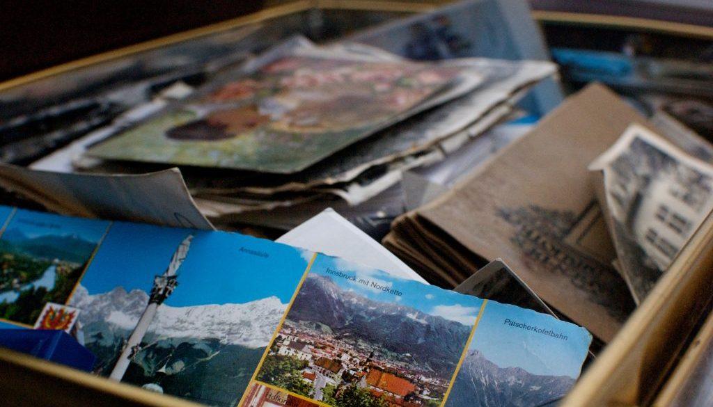 Magical postcards stories!