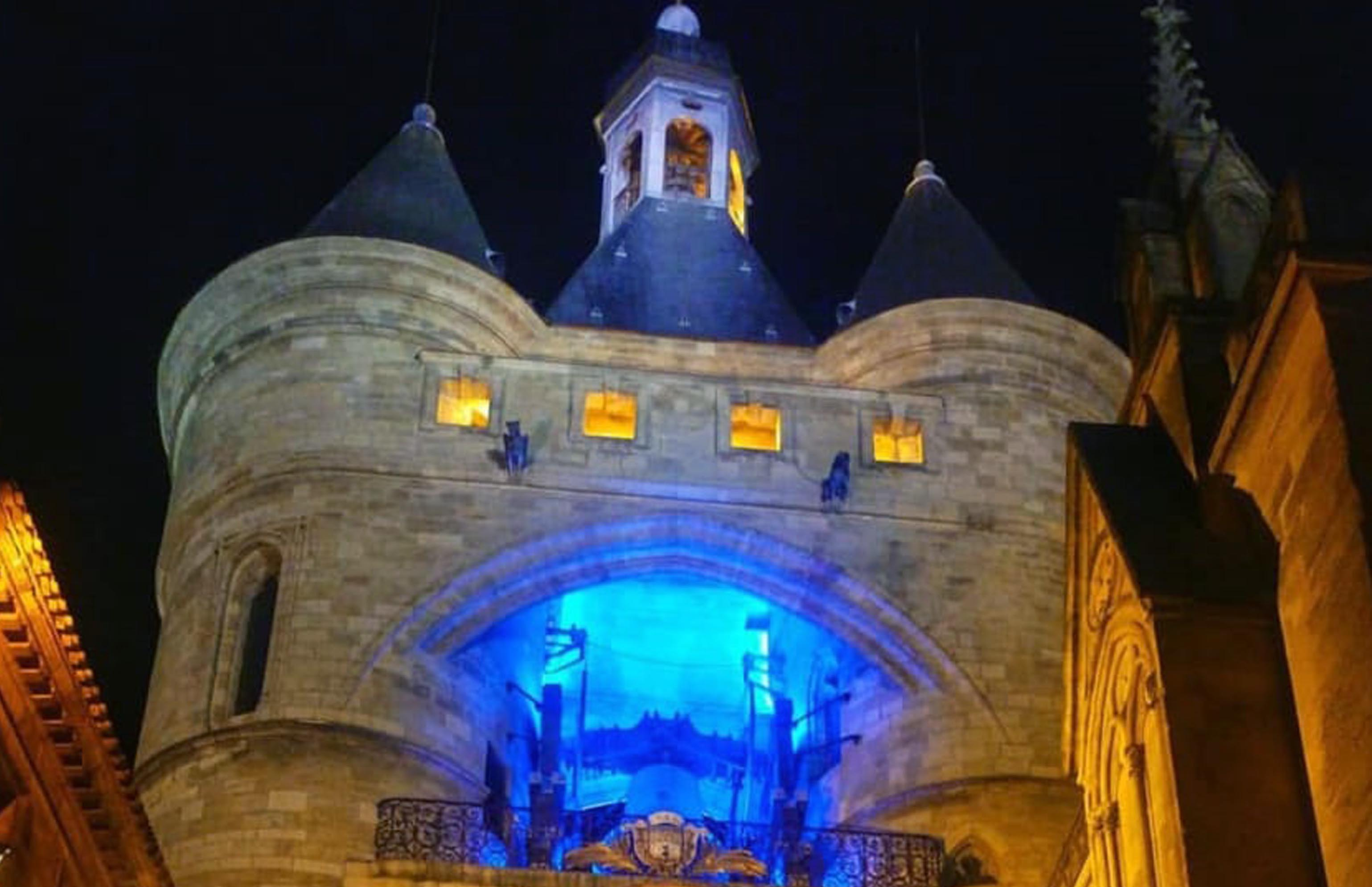 Bordeaux's big bell