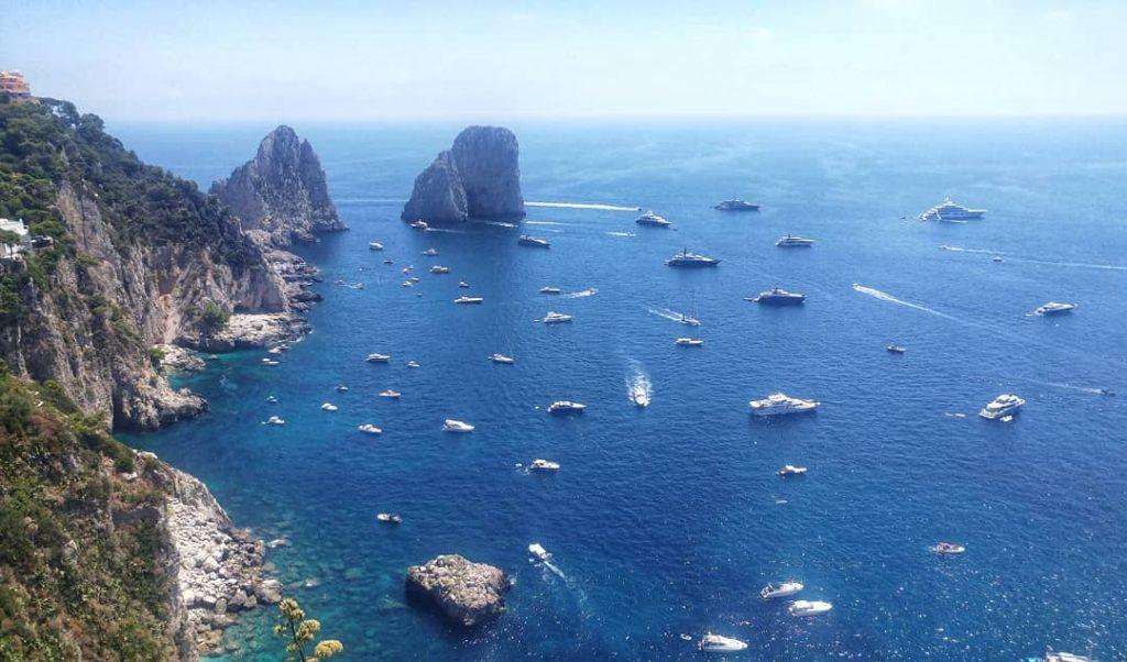 Capris island Marina