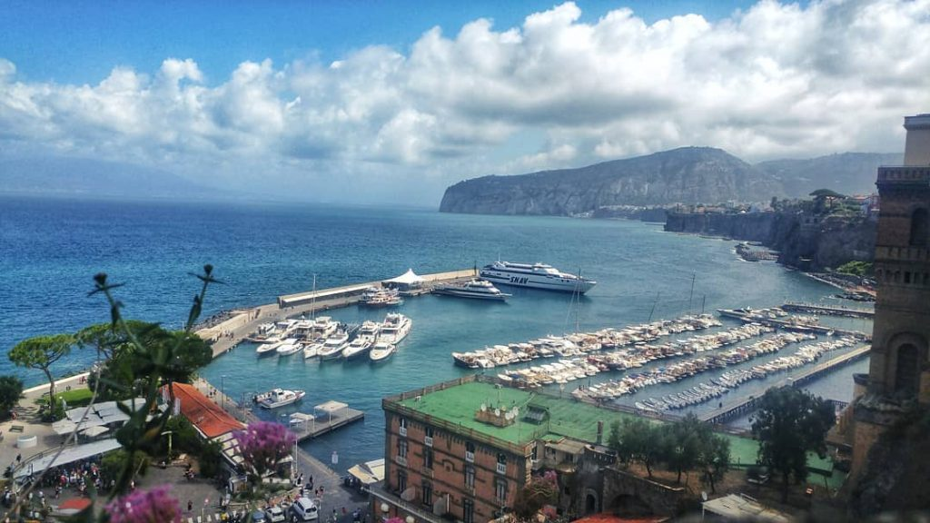 Marina Piccola Sorrento