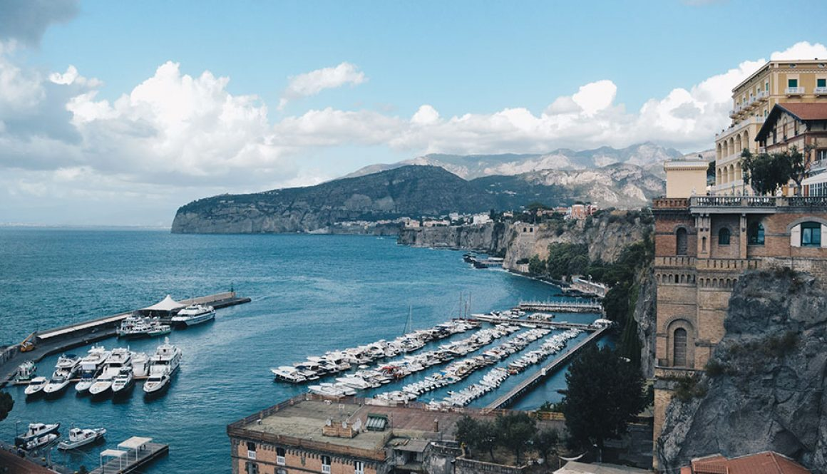 5 days in Sorrento