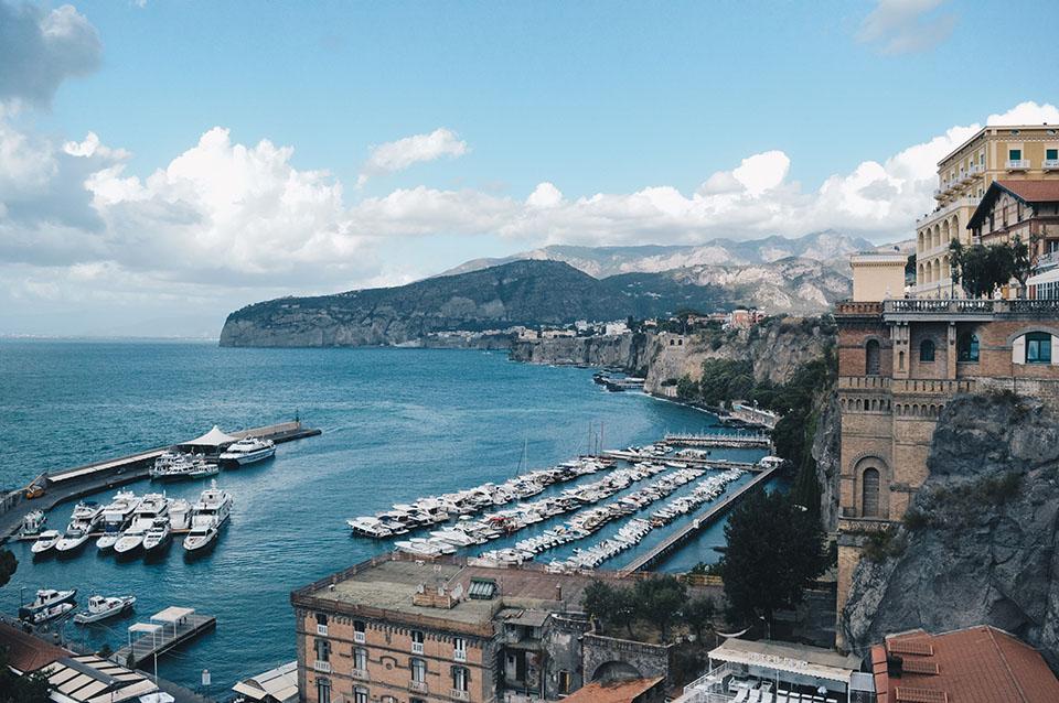 5 days in Sorrento