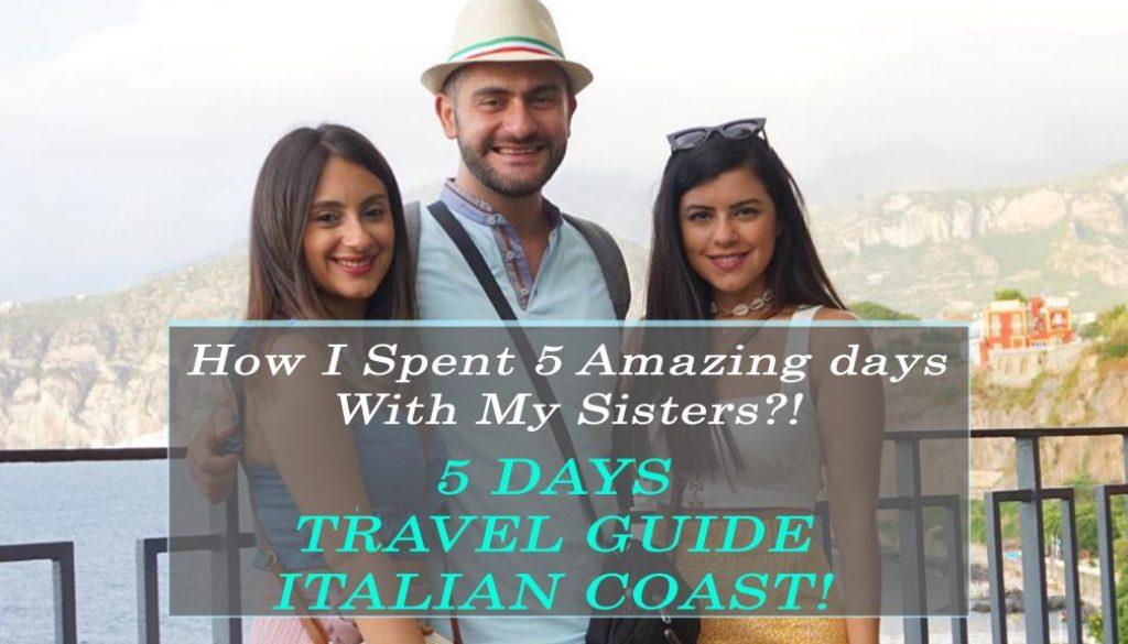 Italian coast trip