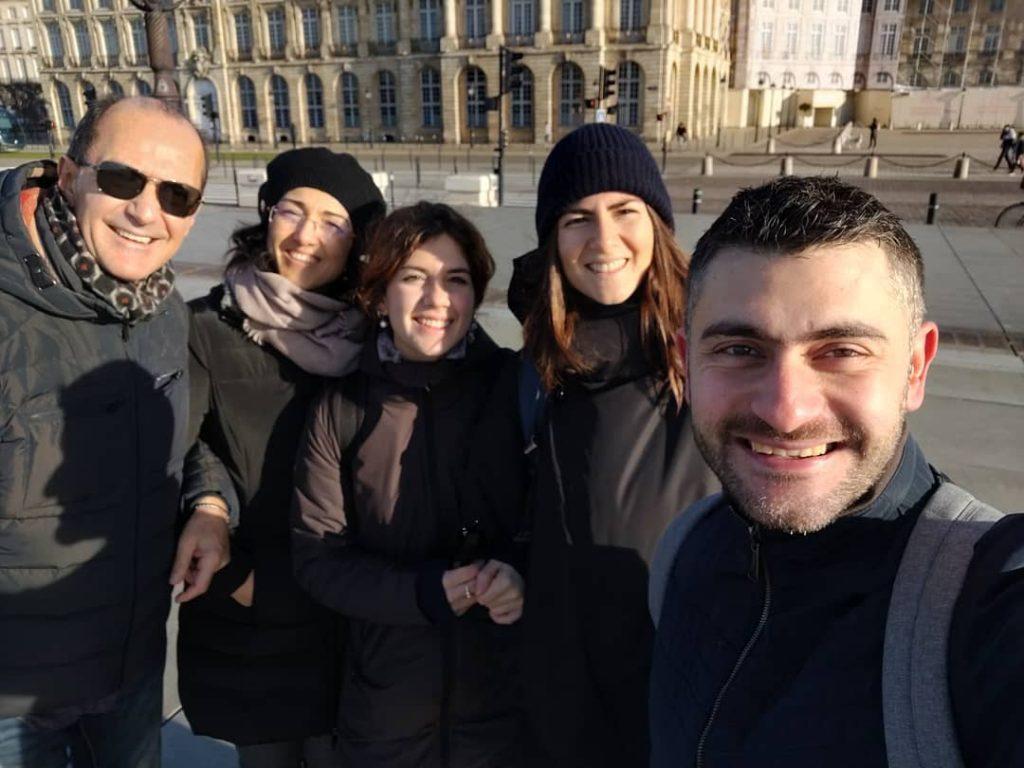 Bordeaux guided tour